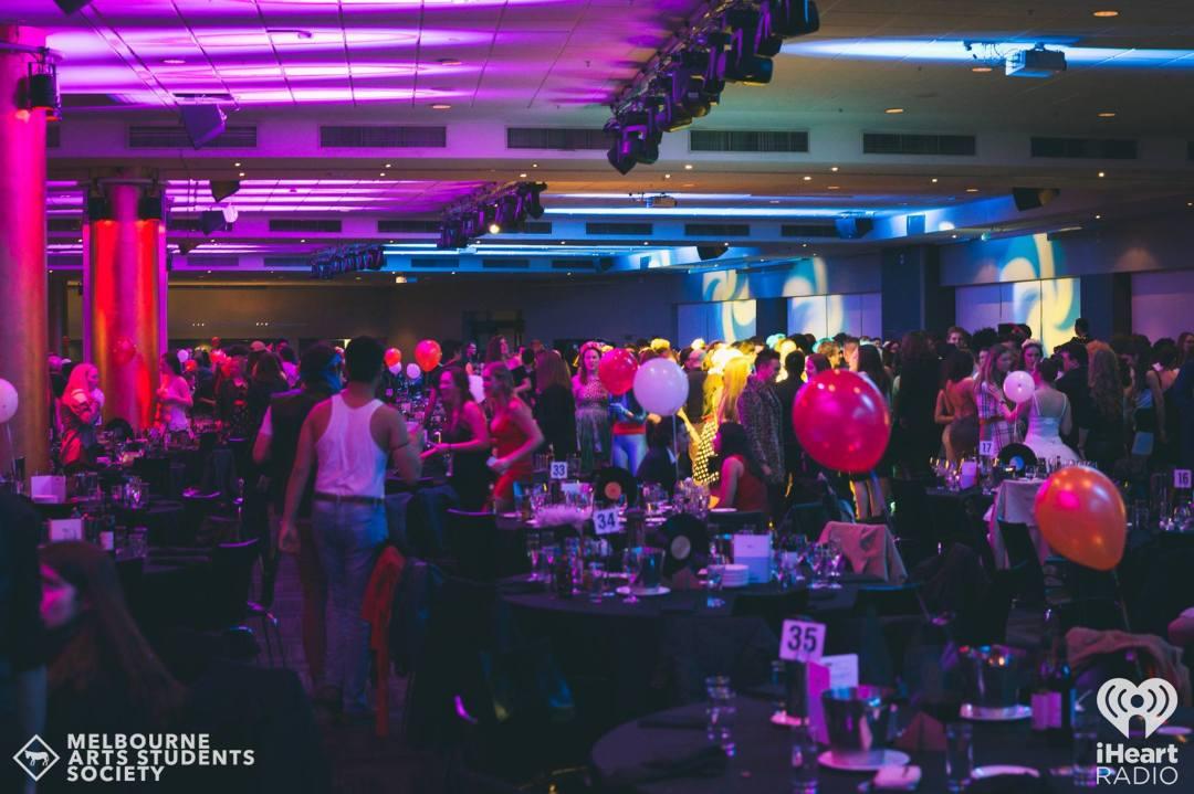 Arts Ball by Sarah Chav Photography